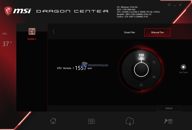 DragonCenter S6lUTgycqh
