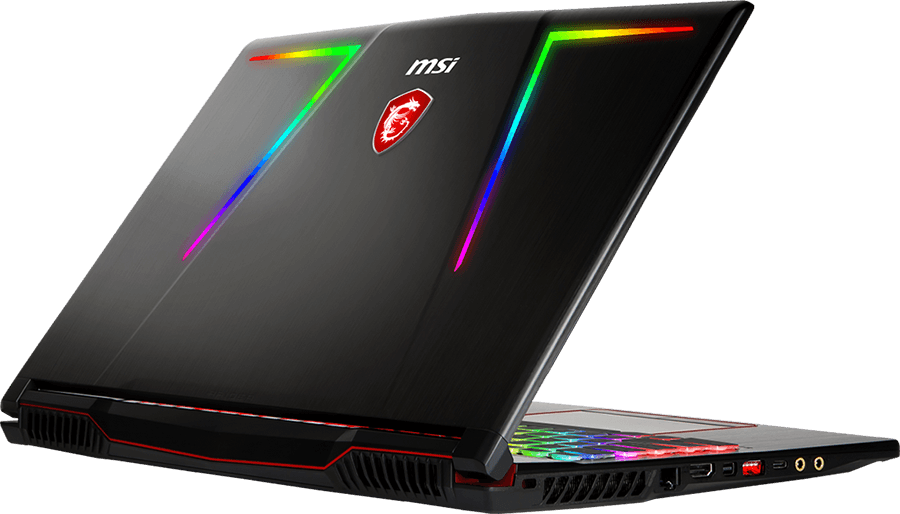 Anteprima Gaming Notebook MSI GE63 Raider RGB