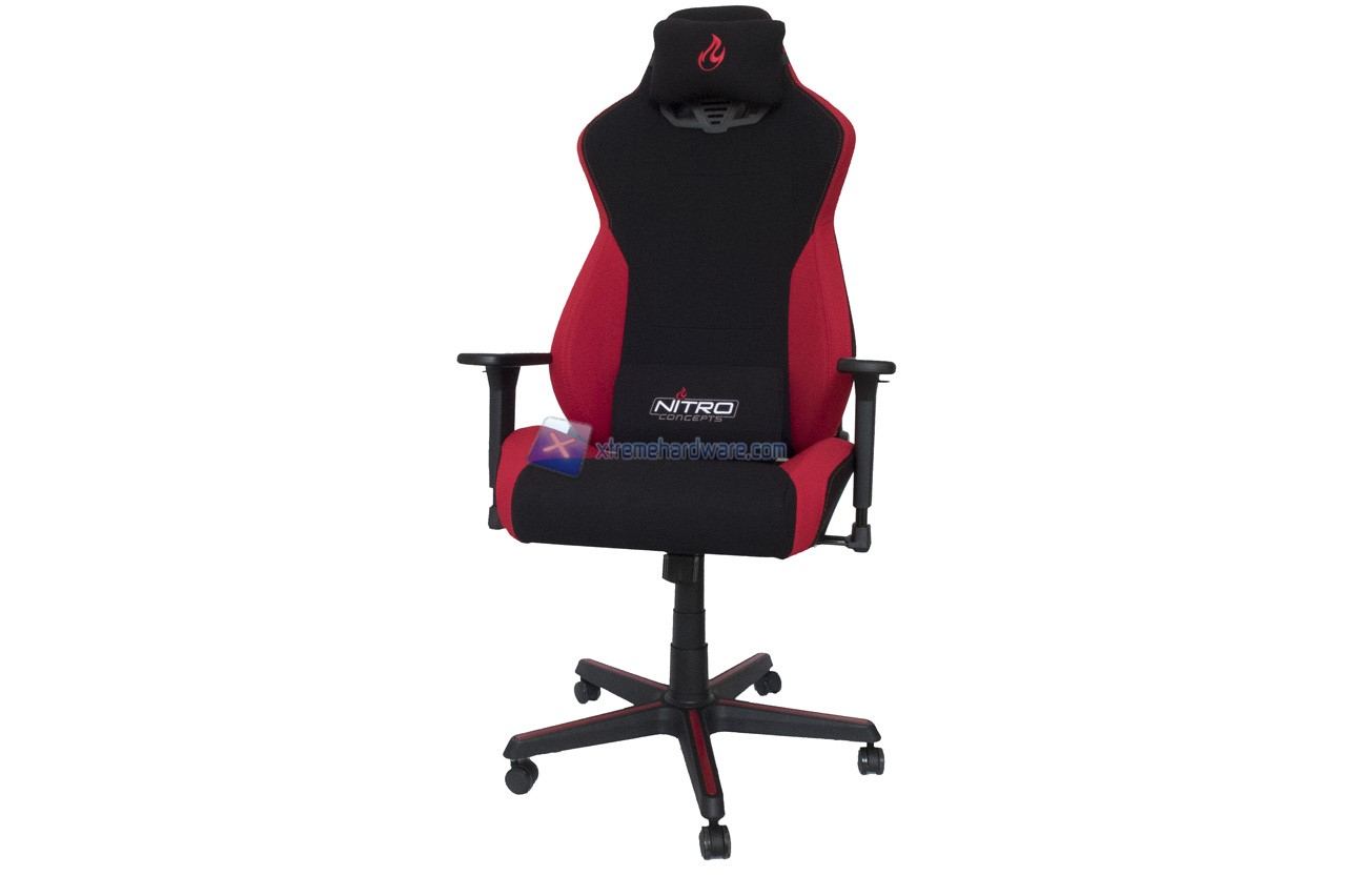 Nitro Concepts S300 - The Colorful Gaming Chair